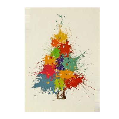 Grafik-Design: Weihnachtskarten 2013