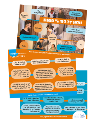 Grafik-Design: Postkarten