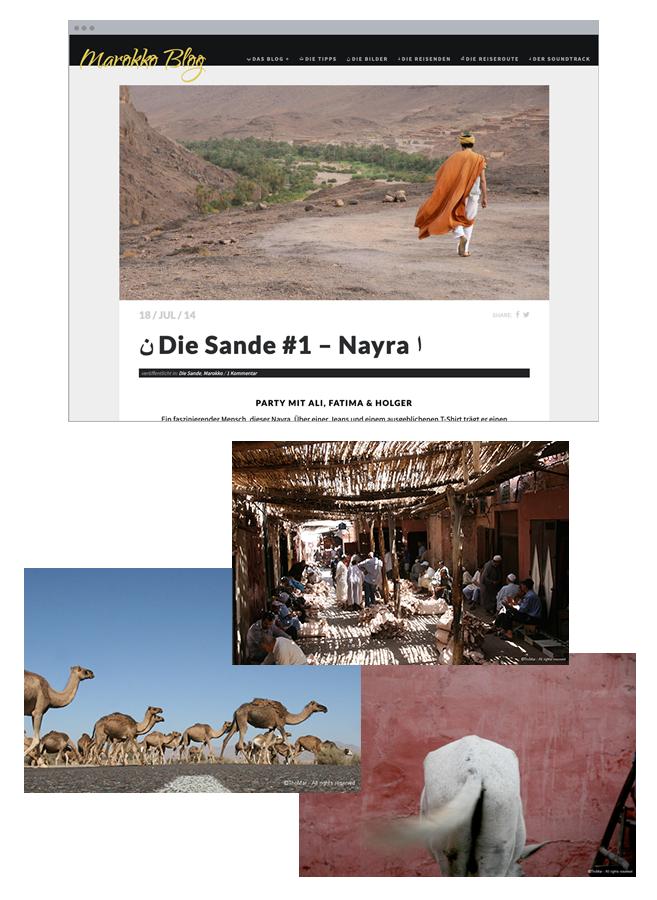 Marion Lustig | Reise-Blog