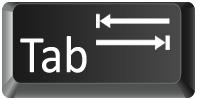 PowerPoint-Tipp | Tastaturkürzel: Taste Tab