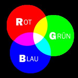 Tipps und Tricks: RGB-Farbmodell Erklärung