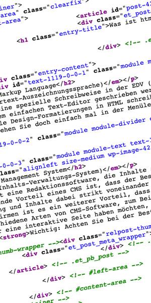 Tipps & Tricks: FAQ HTML