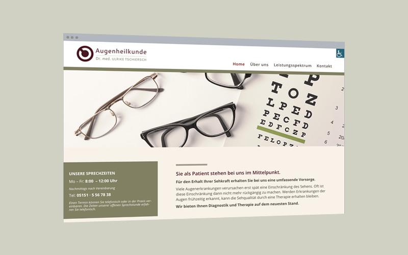 Unternehmenswebsite | Arztpraxis