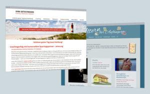 Web-Design: Coaching, Blog
