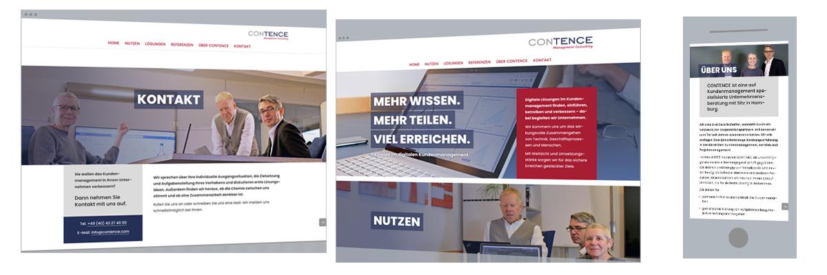 Web-Design & Fotografie: Unternehmensberatung
