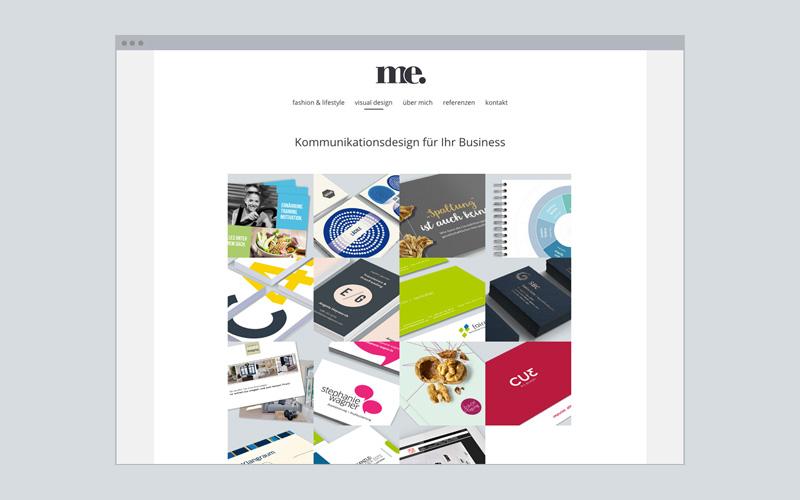 Website-Design: Kommunikationsdesign